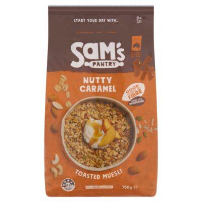 Nutty Caramel